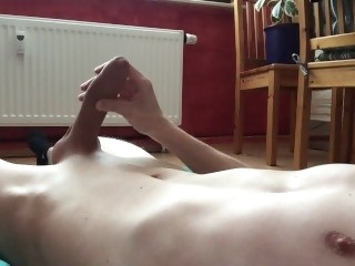 i cum huge on my body (09.05.16) big dick solo male